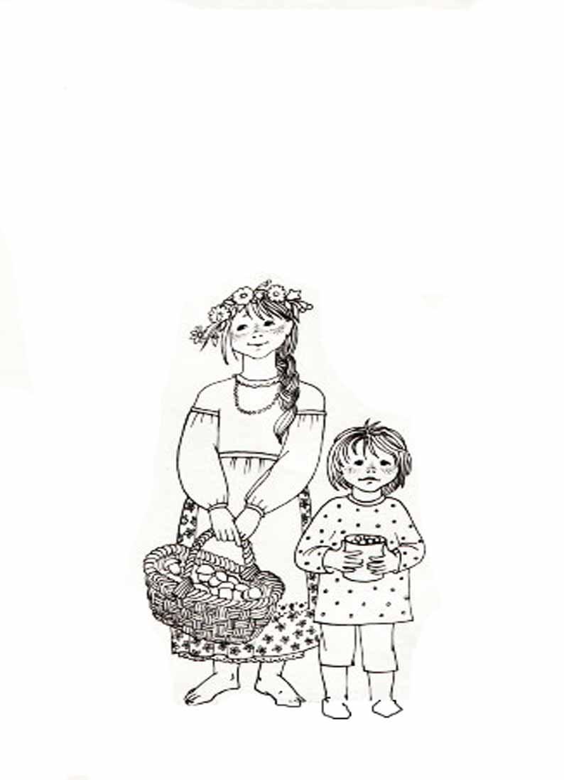 Раскраски семья раскраски мама раскраски папа бабушка ...
